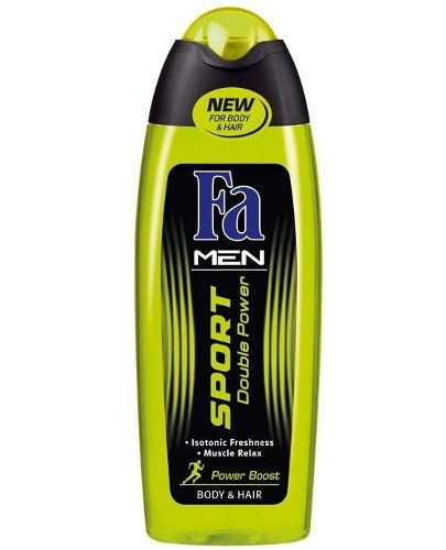 "Гель для душа ""Fa"" (Фа) MEN Sport Double Power Power Boost 250мл"