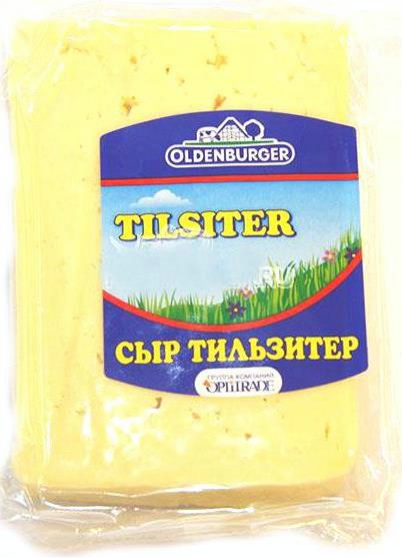 Сыр Oldenburger Tilsiter