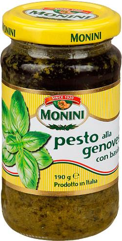 Соус Monini Pesto Genovese
