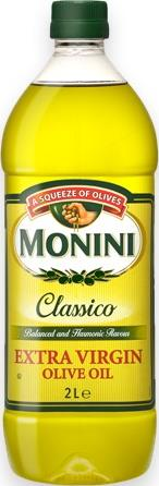 Масло Monini Extra Virgin оливковое