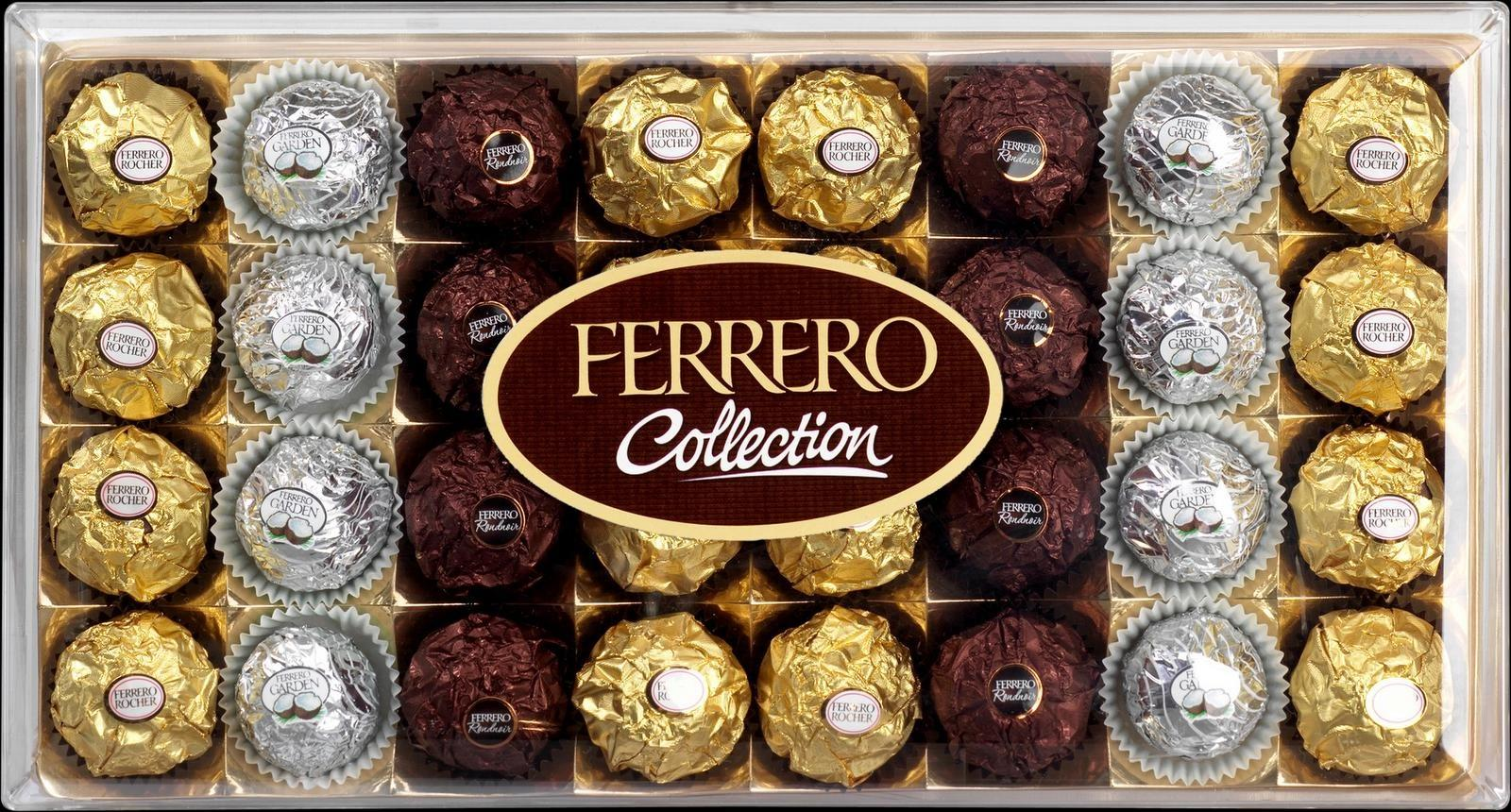 Конфеты Ferrero Collection T-32
