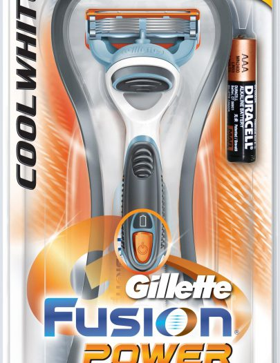 Станок Gillette Fusion Power для бритья