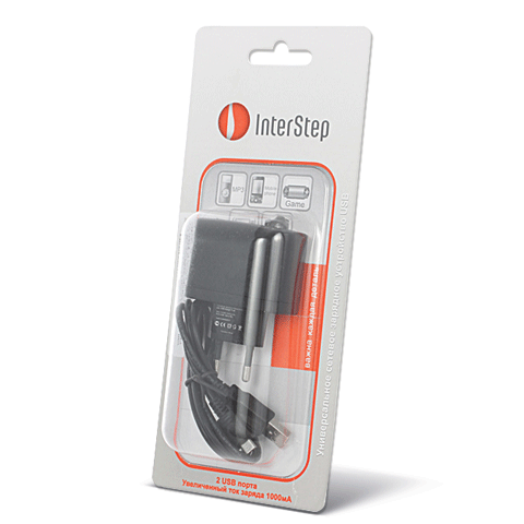 Кабель InterStep Micro USB