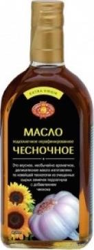 Масло Golden King чесночное 100%