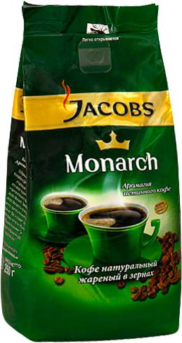 Кофе Jacobs Monarch зерновой