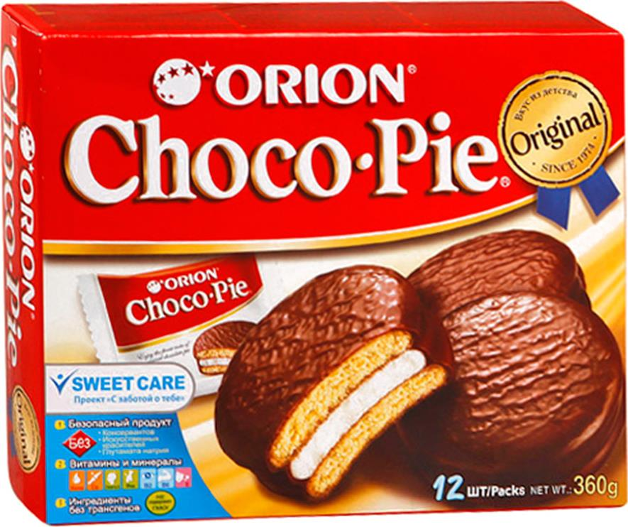 Пирожное Orion ChocoPie