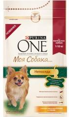 Корм для собак Purina one с курицей