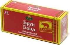 Чай черный Brooke Bond