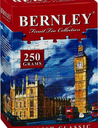 Чай черный Bernley English Classic