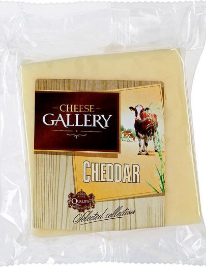 Сыр Cheese Gallery Light кусковой 20%