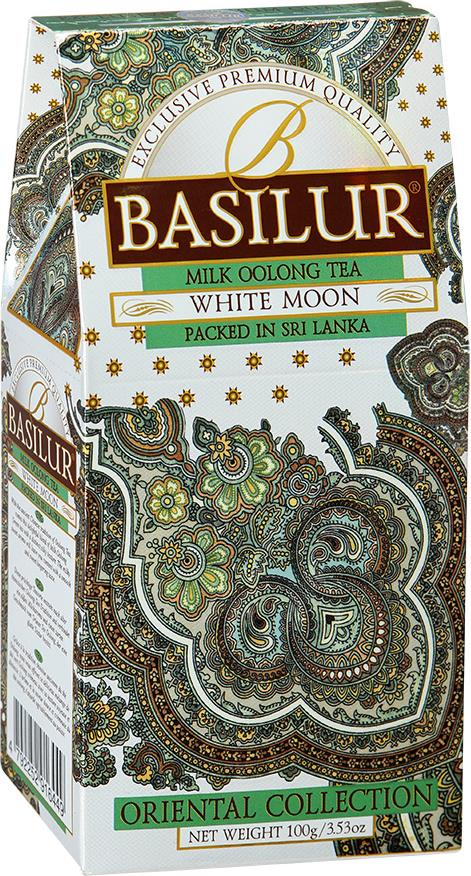 Чай Basilur Oriental Collection White Moon