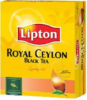 Чай Lipton Royal Ceylon