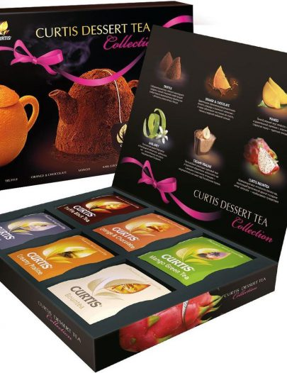 Набор чая Curtis Dessert Tea Collection ассорти