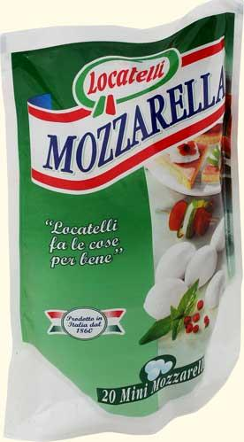 Сыр  Locatelli Mozzarella Mini