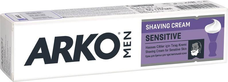 Крем для бритья Arko men Sensitive