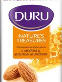 Крем-мыло Duru Nature's Treasures С медом и маслом миндаля