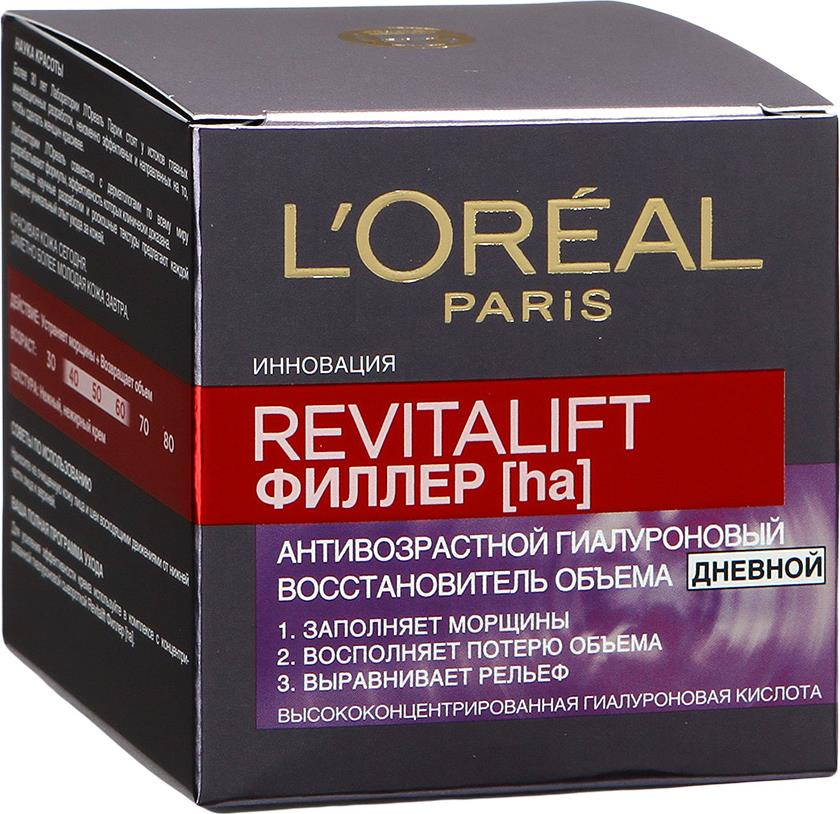 Крем L'Oreal Revitalift Filler дневной