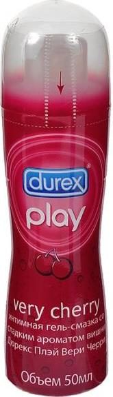 Гель-смазка Durex Play Very Cherry