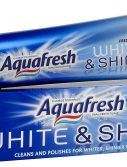 Зубная паста Aquafresh White and Shine