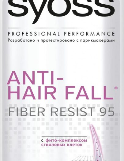 Бальзам Syoss Antihair fall