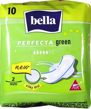 Прокладки Bella Perfekta ultra green