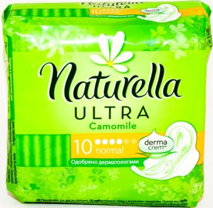 Прокладки Naturella Ultra normal